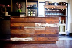 City Salon and Spa Makeover - Athens GA | Reclaimed Wood | Farm ...