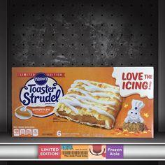 Pillsbury Pumpkin Pie Toaster Strudel