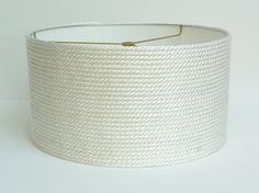 Designer lamp shades drum shape