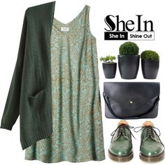 SHEIN by credentovideos on Polyvore featuring moda and Toast