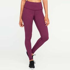 Rank & Style - Old Navy High-Rise Compression Leggings #rankandstyle