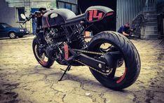 Honda CB600 Café Racer