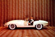 The E-Type Jaguar