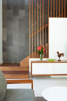 Souvlis House - traditional - Staircase - Brisbane - Monster Ideas Architects