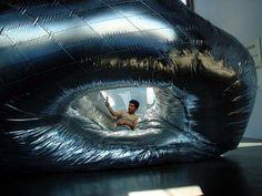 Alexis Rochas installation