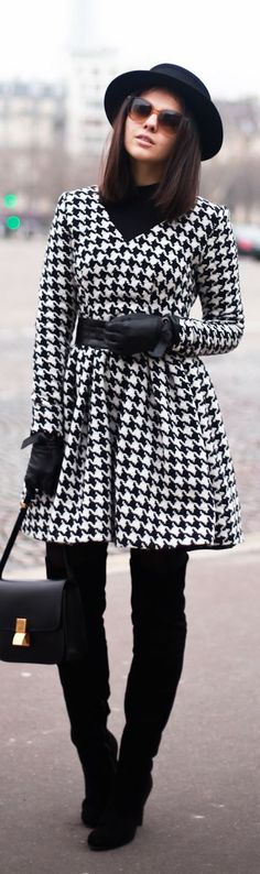 Houndstooth!!!