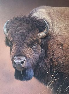Jackson Hole Art Auction: Icon of the West. Daniel Smith. acrylic on board