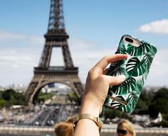 Monstera Jungle by lovely @jaquesmonica - Fashion case phone cases iphone inspiration iDeal of Sweden #green #leaf #palm #tropical #gold #fashion #inspo #iphone