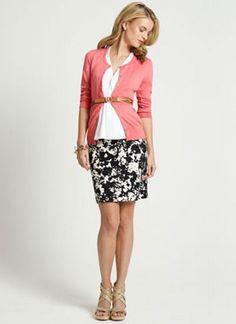 春らしいピンクのカーディガンでかわいらしく♡カーディガン レディースのコーデ・着こなし