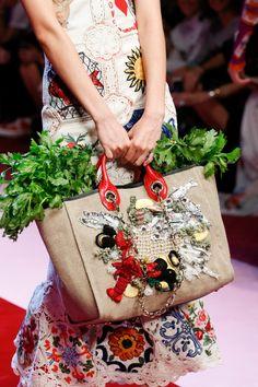 Dolce & Gabbana весна-лето 2018 СУМКИ . Обсуждение на LiveInternet - Российский Сервис Онлайн-Дневников