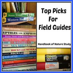 Handbook of Nature Study: Top Picks For Field Guides