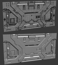 Doom 3 Fan Art - Polycount Forum