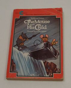 The Mouse and His Child by Russell Hoban Paperback Book