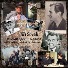 Jiří Sovák Film, Retro, Movies, Movie Posters, Facebook, Art, Movie, Art Background, Films
