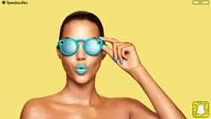 Augmented Reality Shopping wird mit Snapchats Spectacles Realität