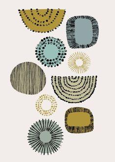 Eloise Renouf giclee print by JanOB