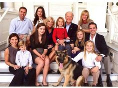 Vice President Joe Biden & Family....