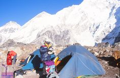 Base Camp, Kalapatthar, Népal