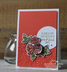 Petal Passion Suite from Stampin' Up!