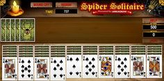 Play Spider Solitaire Free at American Family!  American Family has Spider Solitaire & Other Free Online Card Games.  Play Now at American Family.