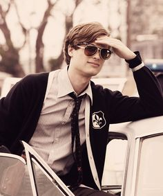 Dr. Spencer Reid is really adorable. All preppy and whatnot.