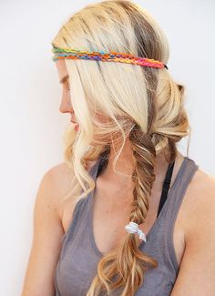 Pixie Twisted Braided Long Hairstyles
