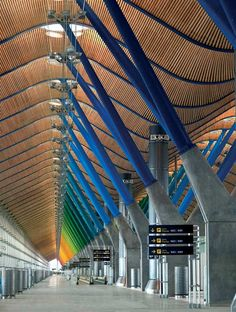 Barajas Airport | Richard Rogers Partnership | Madrid, Spain