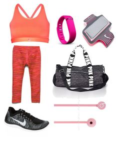 """A day a the gym."" by grace-hobson on Polyvore"