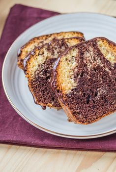 Marble Cake, Polish Recipes, Cake Cookies, Sweet Recipes, Cookie Recipes, The Best, Deserts, Good Food, Sweets