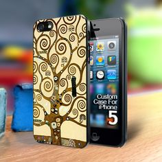 TP324 Tree of Life Iphone 5 case | TheYudiCase - Accessories on ArtFire