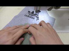 7.앞판 웰트포켓만들기! #미싱의여왕 #미싱의여왕 #불펌금지 밴드검색:미싱의여왕 - YouTube Adidas, Sewing, Youtube, Dressmaking, Couture, Stitching, Sew, Youtubers, Costura