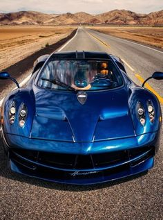"""Top Gear describe the $1.4 million Pagani Huayra as """"baroque, bonkers, and brilliant,"""" but sadly loses out to the P1 due to its ride quality and much slower transmission. It's all in the details baby!"""