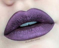 Sugar Plum a beautiful plum purple metallic! A purple lip is always in! And to be a purple metallic?? Must have!! Our matte metallic liquid lipsticks dry down c