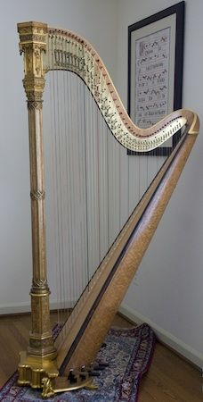 Lyon healy harp serial number list