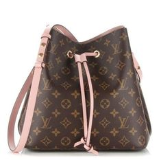 Buy and sell authentic handbags including the Louis Vuitton NeoNoe Monogram Rose Poudre Brown in Canvas,Leather with Brass and thousands of other used handbags. Louis Vuitton Neonoe, Pre Owned Louis Vuitton, Vintage Louis Vuitton, Louis Vuitton Monogram, Vuitton Neverfull, New Louis Vuitton Handbags, Luxury Bags, Authentic Louis Vuitton, Fashion Bags