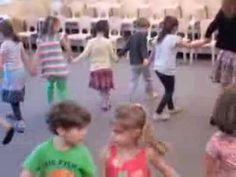 Shoo Fly - fun movement activity.  Prep expectations!