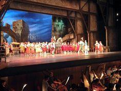#ScalAstana #DonQuixote - 28/06/2014 - Don Quixote's dress rehearsal www.teatroallascala.org/en/season/tours/2013-2014/kazakistan/don-quixote.html