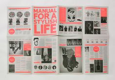 Manual for a stylish life