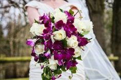 Bridal bouquet | Photographed by FitzGerald Photographic, Sussex wedding photographer