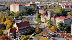 KANSAS-University-of-Kansas:  Top College No. 268 is a public research institution in Lawrence, KS, founded in 1865. It offers 371 degree programs across 13 schools.