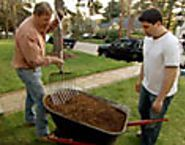 How to Mulch a Garden Bed Yard Maintenance, Summer Set, Garden Beds, Landscaping, Outdoors, Gardening, Baby Born, Lawn And Garden, Yard Landscaping