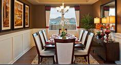 model home dream room