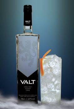 Valt Vodka | 19 Scottish Gins, Vodkas, And Rums That Everyone Must Drink