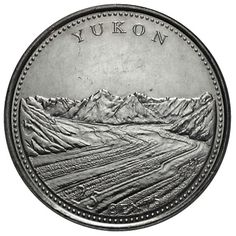 Canadian Coin Collection: Yukon 1992 - Anniversary of Confederation Old Coins, Rare Coins, Canadian Things, Foreign Coins, Coins Worth Money, Coin Worth, Canadian History, Show Me The Money, Coin Collecting