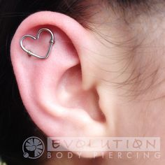 Ear-Rim, Helix and Conch