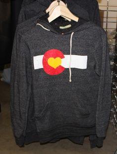colorado love clothing company hoodie.