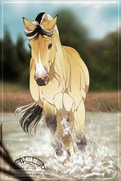 Draw Horses I was at Apassionata yesterday and it was sooo awesome! I have do it i have draw shira again! Horse Drawings, Animal Drawings, Pretty Horses, Beautiful Horses, Horse Running Drawing, Star Stable Horses, Arte Equina, Horse Animation, Fjord Horse