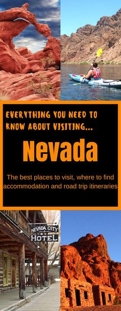 See Nevada's top 5 attractions and find out what Nevada experiences you must have! Also learn how to make the most of your visit and where to find the best places to stay.