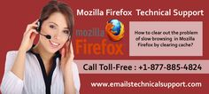 The cache of the Mozilla Firefox temporarily stores the scripts, images and the other website section so as to speed up the internet browsing experience. This blog is personally written so as to guide you in enhancing your browsing experience by clearing the cache files as it even obstruct the web surfing to great extent.