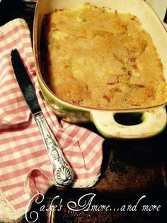 Cake's Amore......and more: gatto'di patate